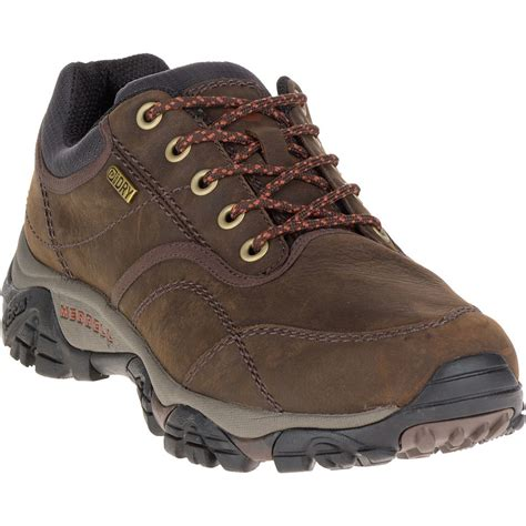 waterproof shoes merrell s moab rover waterproof shoes espresso