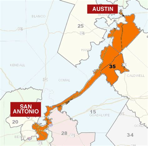 texas gerrymandering map the counties of texas are the definition of quot ah it quot