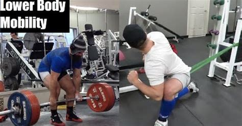 kelly starrett bench press full lower body mobility routine for powerlifting ft