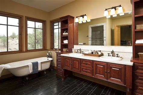 bathroom cabinetry designs 12 amazing master bathrooms designs corner