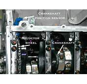 In This GM Engine The Crankshaft Position