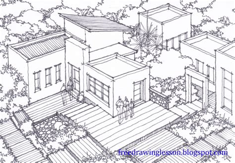 draw a house how to draw a house learn to draw
