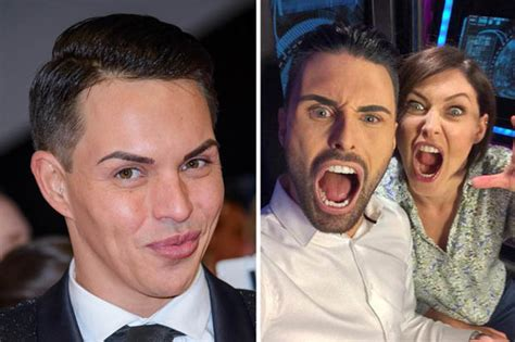celebrity ghost hunt uk celebrity ghost hunt rylan clark and bobby norris spooked