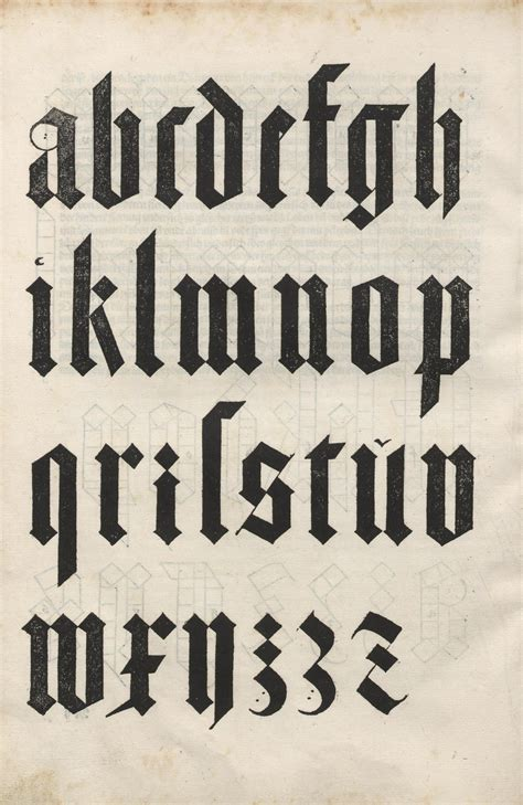 tattoo lettering history file duerer underweysung der messung 140 jpg wikimedia