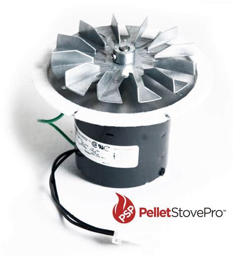 Quadrafire Pellet Exhaust Combustion Blower Castile   10