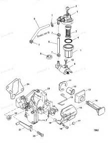25 2 cyl mercury outboard 0p325500 up fuel system components commercial engines diagram