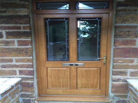 hardwood front doors front doors bespoke hardwood glazed front doors