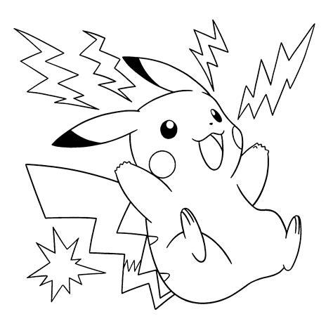 Dibujos Pikachu Para Dibujar Imprimir Colorear Y | dibujos pikachu para dibujar imprimir colorear y
