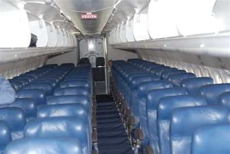 photos of airline seats and cabin interiors page 12