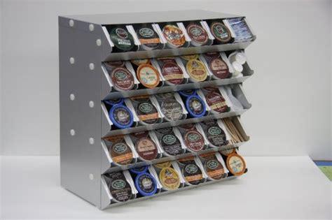 Keurig Rack by Keurig Coffee Reviews K Cup Storage Display Rack For