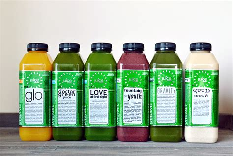 Detox Juice Press by Juice Press Your Way To A Healthier Week The Daily Obsession