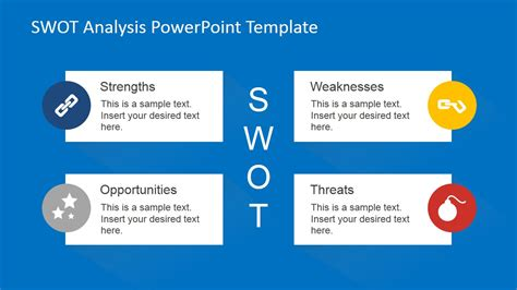 Animated Swot Analysis Powerpoint Template Slidemodel Swot Powerpoint Template