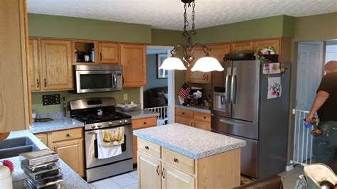 kitchen cabinet painting staining in columbus ohio and central ohio kitchen cabinet painting staining in columbus ohio and