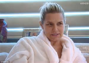 does yolanda foster really have lymes desease yolanda foster is feeling well enough to do rhobh reunion