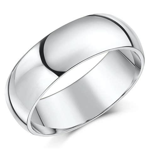 platinum quot court shaped quot wedding ring platinum court