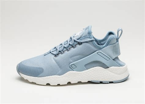 Nike Grey With Blue nike wmns air huarache run ultra blue grey blue grey