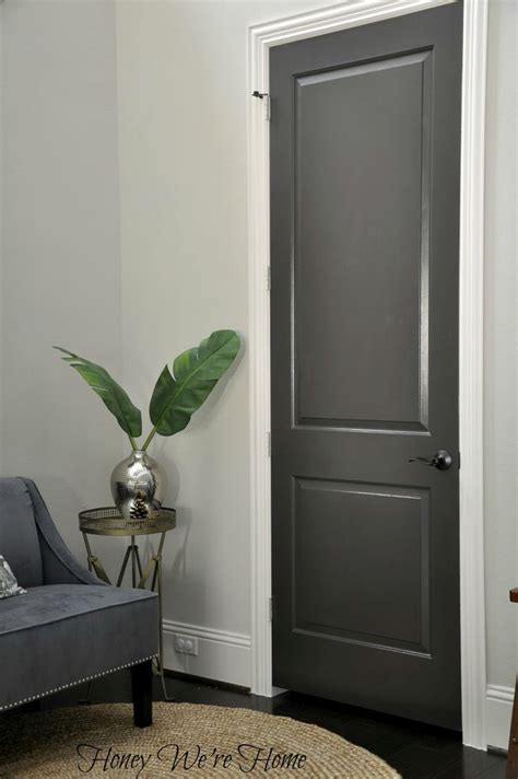 Interior Painted Doors 25 Best Ideas About Painted Interior Doors On Pinterest Interior Doors Painting Doors