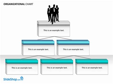 download org chart template powerpoint