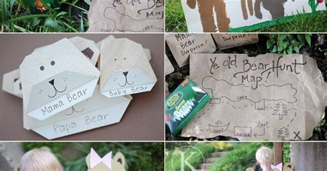 how to make a memory bear hidden treasure crafts and oh my gosh teddy bear treasure hunt with kids size bears