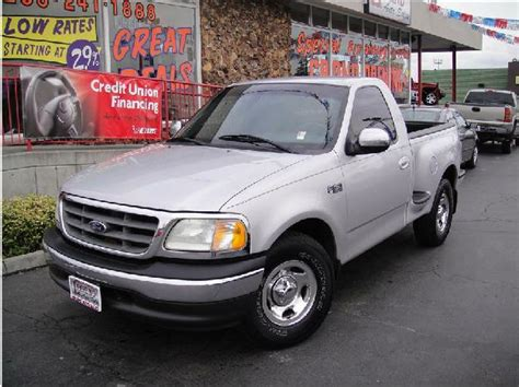 ford f150 regular cab short bed 2wd v6 regular cab short bed vehicles for sale