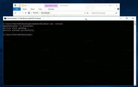 install windows 10 update windows 10 update disabler disables windows 10 updates