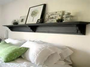 do it yourself headboards shelf ideas stroovi