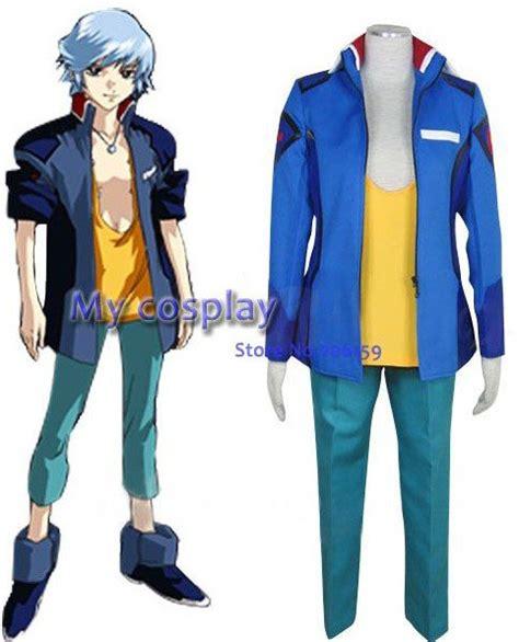 Jaket Anime Gundam 00q Cardigan seed jacket promotion shop for promotional seed jacket on