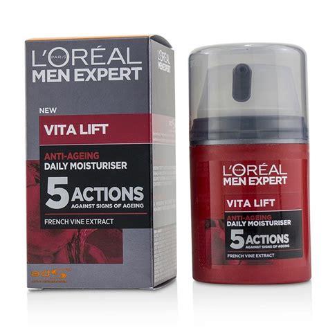 morrisons l oreal expert vita lift 5 moisture 50ml product information l oreal expert vita lift 5 daily moisturiser fresh