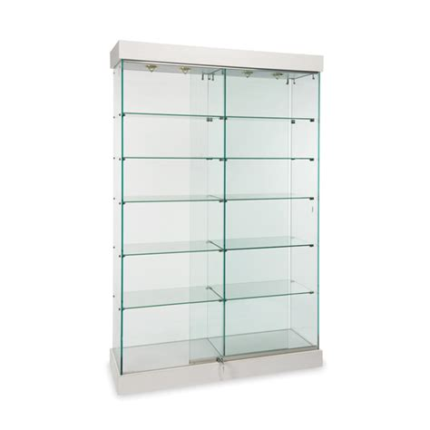 wall display frameless glass wall display case frameless glass wall