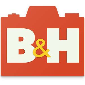b h store b h photo pro audio android apps on play