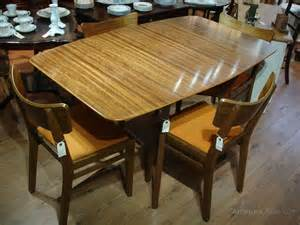 Vintage Dining Tables And Chairs Antiques Atlas Retro 1960s 1970s Solid Teak Dining Table Chairs
