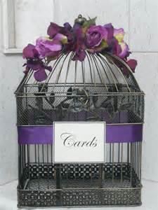 wedding card birdcage card box wedding birdcage card holder birdcage