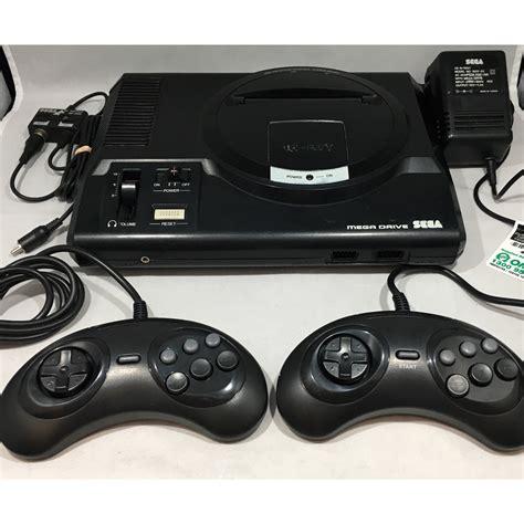 megadrive console sega mega drive console sega megadrive 1 console 2