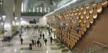 Hok Interior Design Indira Gandhi International Airport Terminal 3