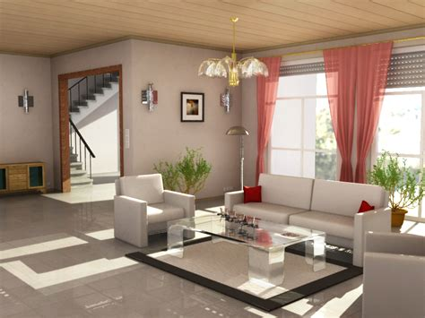 3d living room realsoft 3d image gallery