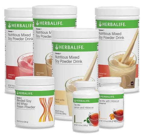 Teh Diet Herbalife herbalife total review more than tea and caffeine