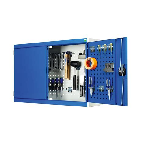 wall hanging tool cabinet wall mounted tool cabinet from parrs workplace equipment