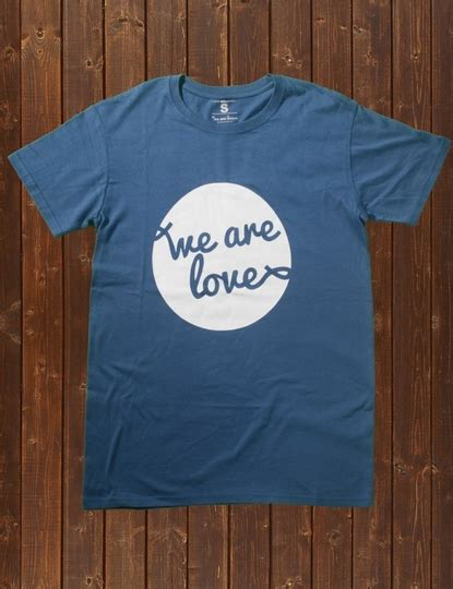 design a shirt for charity we are love t shirt line for charity