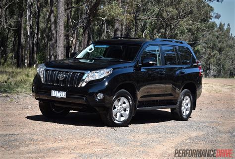 toyota land cruiser prado 2016 toyota landcruiser prado 2 8 review