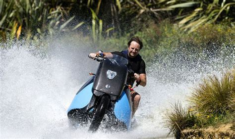 Wasser Motorrad by Out Of Bond The Motorbike That Rides On