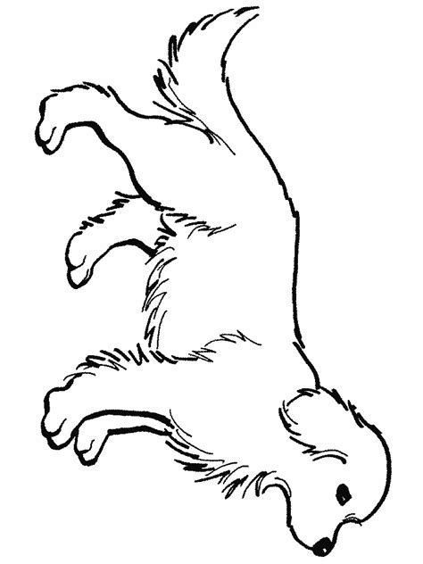 golden retriever coloring pages golden retriever coloring pages to and print for free