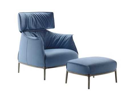 Poltrona Frau Armchair by Archibald King Armchair From Poltrona Frau Kitchen