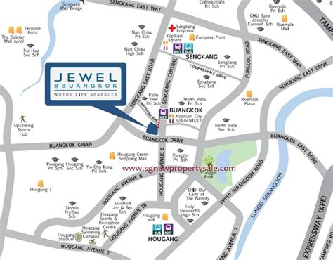 jewel buangkok site plan developer sale official jewel buangkok sgnewpropertysale