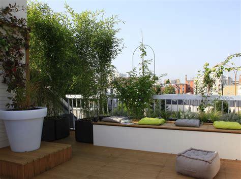 Amenagement Terrasse Exterieure Appartement 2294 by Une Terrasse En Ville D 233 Coration