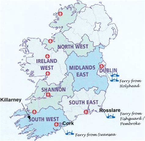 How To Find In Ireland How To Find Us