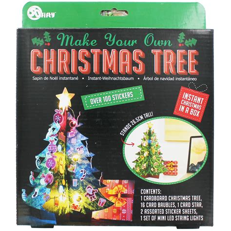 make your own christmas tree cheap christmas crafts at