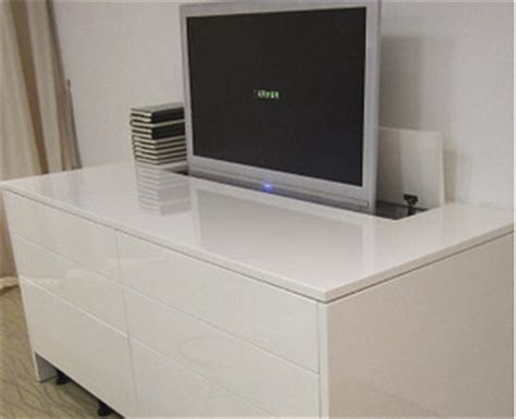 sideboard tv versenkbar free shipping for automatic tv stand can be lift 600mm