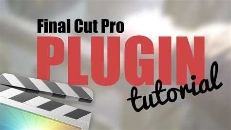 final cut pro plugins free download how to easily install final cut pro x plugins free