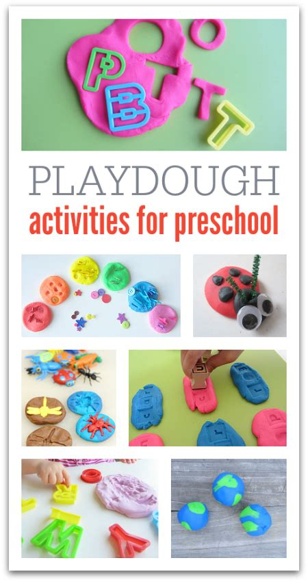 for preschoolers 21 playdough activities no time for flash cards