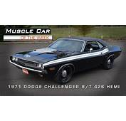 Muscle Car Of The Week Video 38 1971 Dodge Challenger R